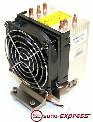 Hp Proliant Ml110 G5 Cpu Processor Heatsink / Fan Assembly  460501-001