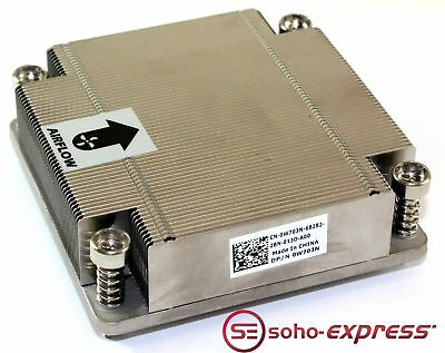 Dell Poweredge R210 Cpu Processor Heatsink W703N