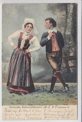 AK Svenska Nationaldanser, 1905
