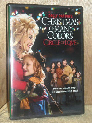 Dolly Partons Christmas of Many Colors: Circle of Love (DVD, 2016) Ricky