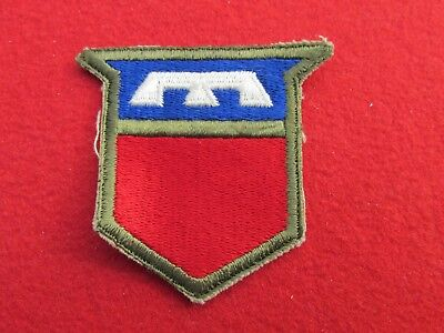 WW 2 US Army 76th Infantry  division Patch shoulder insignia 3rd Army Patton
