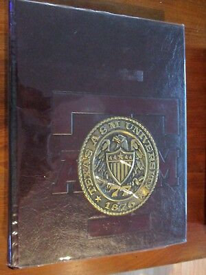 """1977 Texas A&M University """"Aggieland"""" of College Station, TX"""