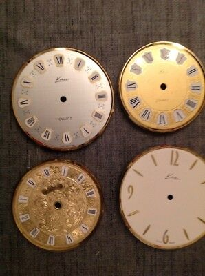 Collection Kern 400 Day Anniversary Clock Dials Faces Spare Replacement Parts