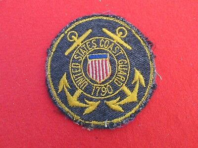 US Coast Guard Jacket Patch PX  insignia Squadron size  3 inch