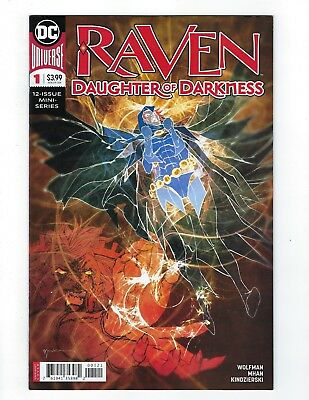 Raven: Daughter Of Darkness # 1 of 12 Variant Cover NM DC