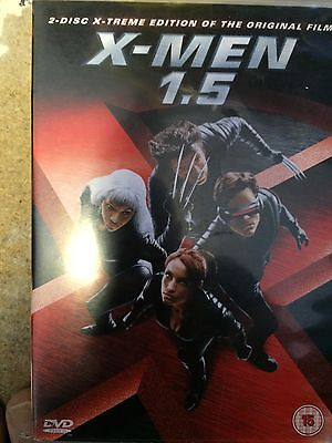Hugh Jackman Halle Berry X-MEN 1.5 Edición Limitada GB DISCO 2 DVD