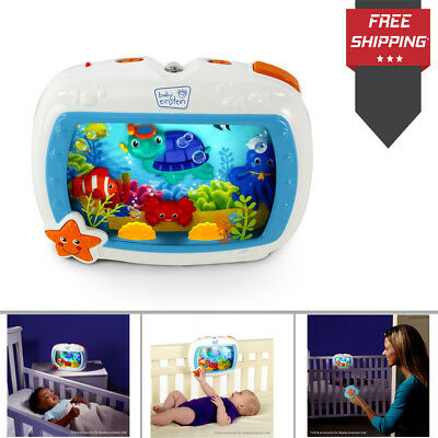 Baby Einstein Infant Toddler Naptime RC Sea Dreams Soother Baby Neptune Melodies
