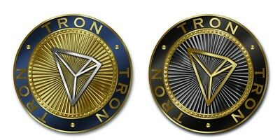 1000 TRON TRX - WE SELL CRYPTO Bitcoin / Litecoin / Ripple / Stellar / Ethereum