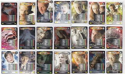Dr Doctor Who Battles in Time Invader full 225 card set MINT