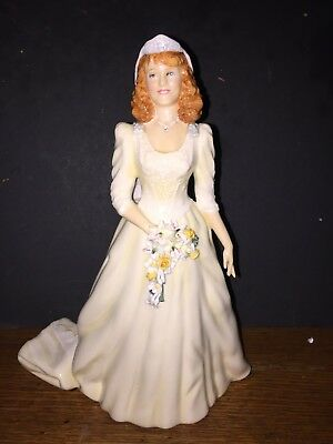 Royal Doulton Figurine The Duchess of York HN 3086 LIMITED EDITION 1500  MINT