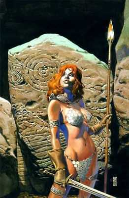 RED SONJA #14 Variant Jones Virgin cover 1st Print Sold Out NM to NM+
