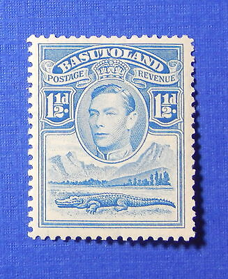 1938 BASUTOLAND 1 1/2d SCOTT# 20 S.G.# 20 UNUSED                         CS20028