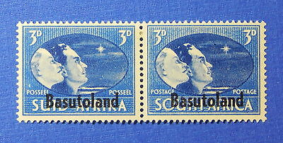1945 BASUTOLAND 3d SCOTT# 31 S.G.# 31 UNUSED PAIR                        CS20043