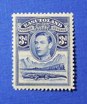 1938 BASUTOLAND 3d SCOTT# 22 S.G.# 22 UNUSED                             CS20031