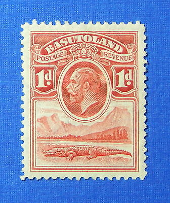 1933 BASUTOLAND 1d SCOTT# 2 S.G.# 2 UNUSED                               CS20006