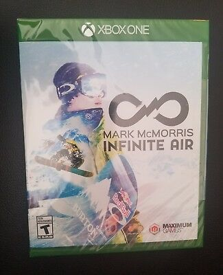 Xbox One Mark McMorris: Mc Morris Infinite Air Brand New. Free Shipping