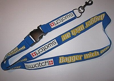 Swatch-FIVB 2003 World Tour Schlüsselband Lanyard NEU (T237)