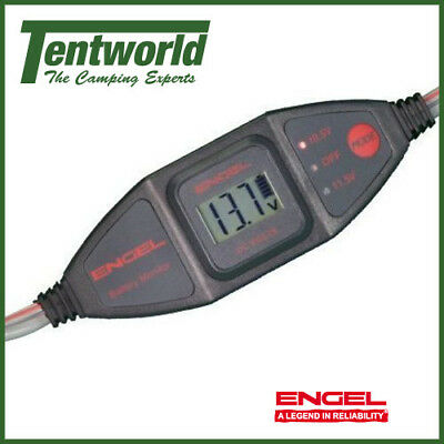 Engel Battery Monitor In-Line - Selectable 10.5V / 11.5V Cut Out