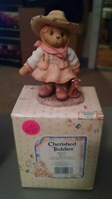 466271 Cherished Teddies Sierra