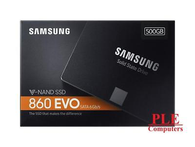 "Samsung 860 EVO Series 2.5"" 7mm 500GB SSD[MZ-76E500BW]"
