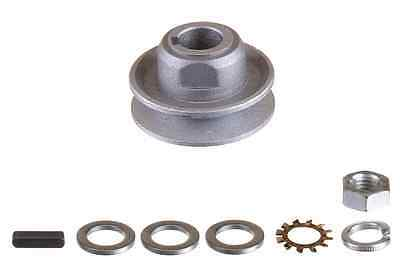 50mm pulley with mounting hardware for Industrial Sewing machine Servo Motors