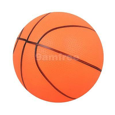 6'' Inflatable Basketball Kids Indoor Outdoor Pool Beach Party Toy Orange