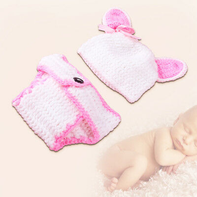 Baby Boy Girl Crochet Beanie Costume Hat for Kids Photograph Photo Props