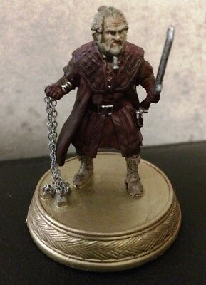 Eaglemoss * Der Zwerge von Thorin Dori * figur & magazine hobbit lord of the rin
