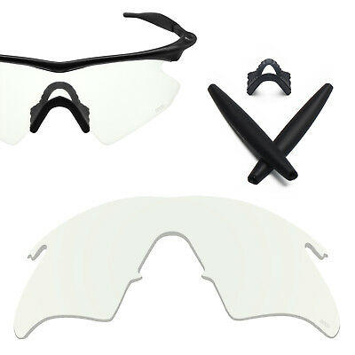 OOWLIT IRIDIUM REPLACEMENT Lenses for-Oakley M Frame Heater ...