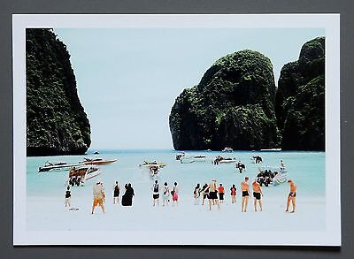 Francesco Jodice Limited Edition Photo 24x17cm Phi Phi Ley Thailand 2003 Strand