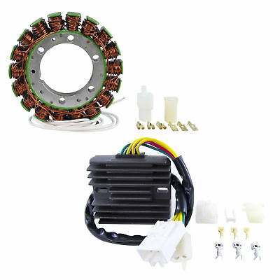 Kit Stator + Voltage Regulator For Honda CBR 900 RR CBR929RR CBR900RE 2000 2001