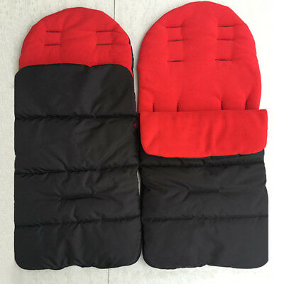Infant Baby Sleeping Bag For Stroller Warm Winter Newborn Kids Thick Foot Cover