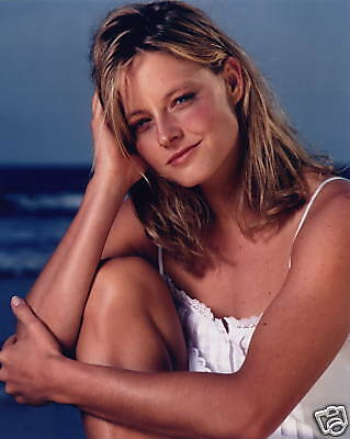 Jodie Foster  5x7  Movie Memorabilia FREE US SHIPPING