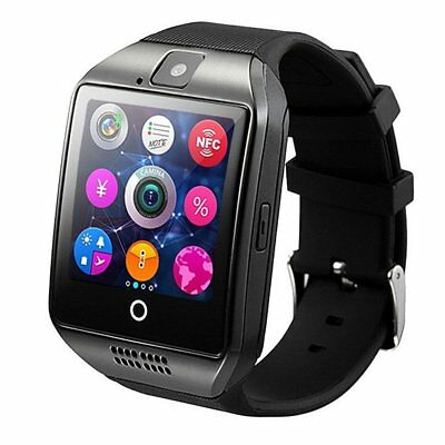 Smart Wrist Watch Bluetooth Waterproof GSM Phone For Android Samsung iPhone Q18