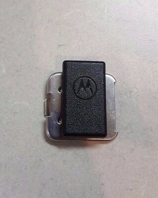 Motorola 4205823V01 Replacement Mic Clip, USED