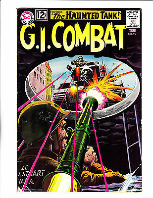 "G.I. Combat  No.95   : 1962 :   : ""The Haunted Tank!"" :"