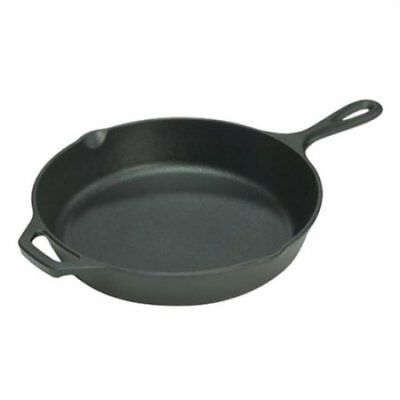 """Lodge Logic 10-1/4"""" Cast Iron Skillet"" W"