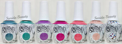 Harmony Gelish - ROYAL TEMPTATIONS Spring 2018 - Choose Any Shade 0.5oz