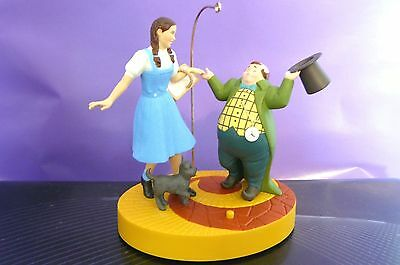 """2015 Hallmark """"DING-DONG THE WITCH IS DEAD"""" Wizard of Oz - MAGIC w/SOUND"""