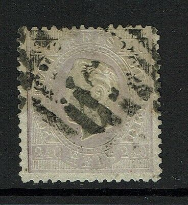 Azores SC# 49, Used, Few Pulled Perfs - Lot 072317