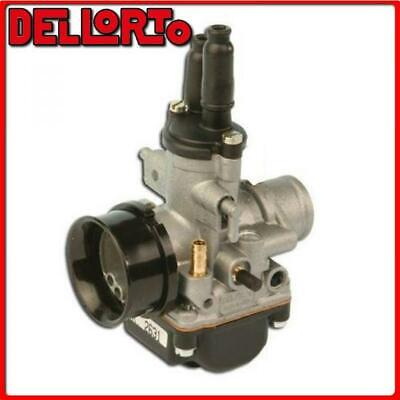 02632 Carburatore Dellorto Phbg 21 Ds Aria Manuale Beta Ark 50 2T Con Miscelator