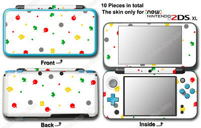Animal Crossing New Leaf SKIN STICKER DECAL COVER #1 for NEW Nintendo 2DS XL