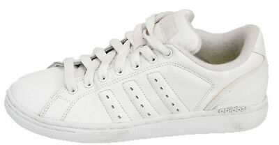 Adidas Low Cut Casual Sports Fitness Fashion Womens Girls White Trainers Shoes