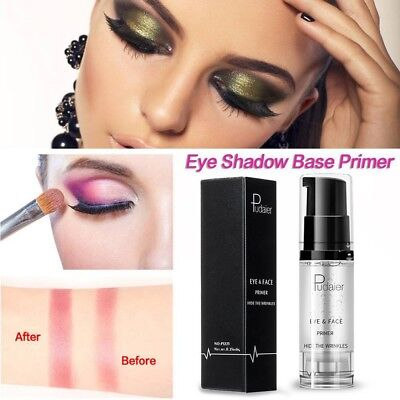 Pudaier  Eyeshadow Long Lasting Base Primer Eye Makeup Easy To Wear Moisturizing