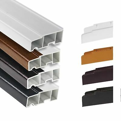 85mm UPVC External Stub Sill for Window Door Patio PVC Plastic Outside Cill