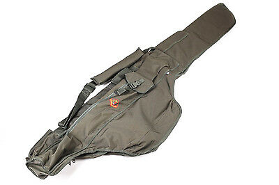 Cotswold Aquarius Trident 2/3 Rod Holdall 12ft Carp Fishing Green NEW