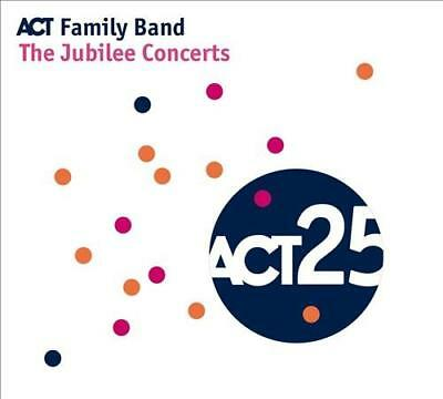 Act Family Band - Act Family Band: The Jubilee Concerts [Digipak] New Cd