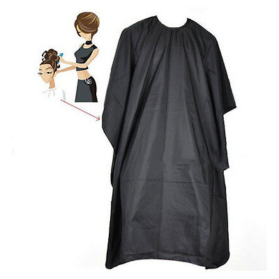 Salon Hair Cut Hairdressing Hairdresser Barbers Waterproof  Cape Gown Cloth New