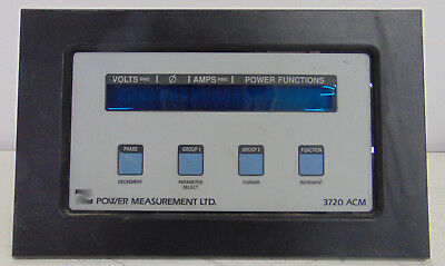Power Measurement Ltd. 3720 ACM Meter