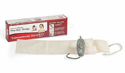 "Battle Creek Thermophore Deep Heat Therapy Neck Head Heating Pad Petite 4""x17"""
